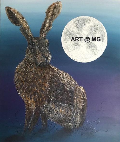 Luna Hare by Sally Turner