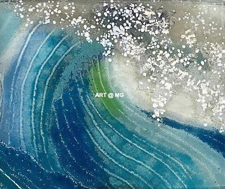 Wave by Teresa Chlapowski