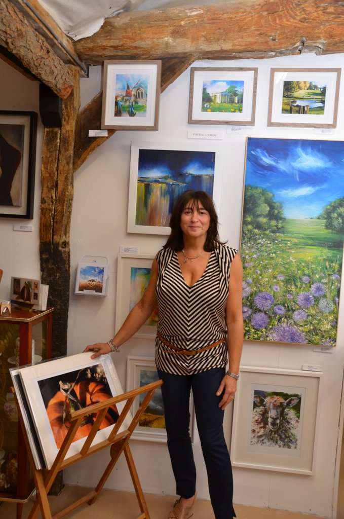 Laura Dunmow:  Artist