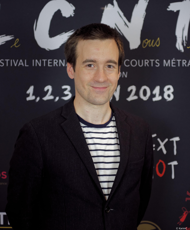 Grégoire Leprince-Ringuet - LCNT