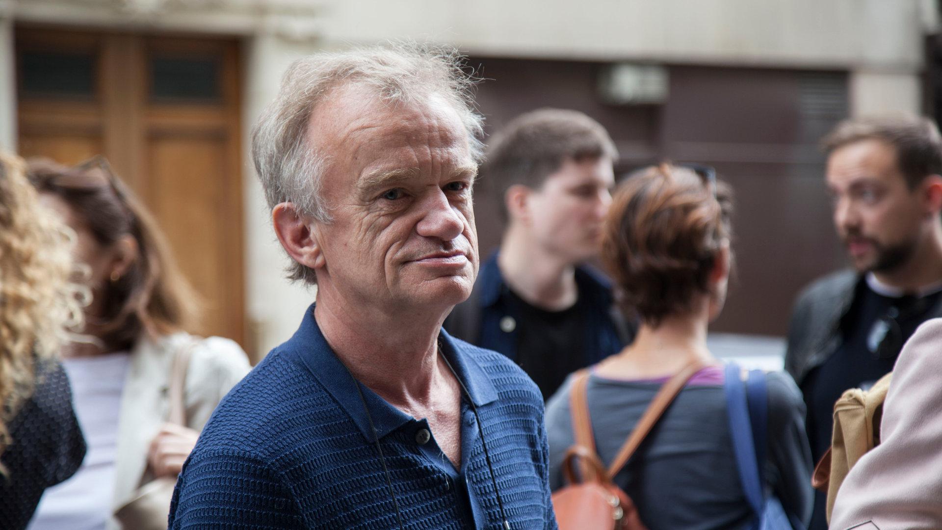 Dominique Pinon, président du Jury