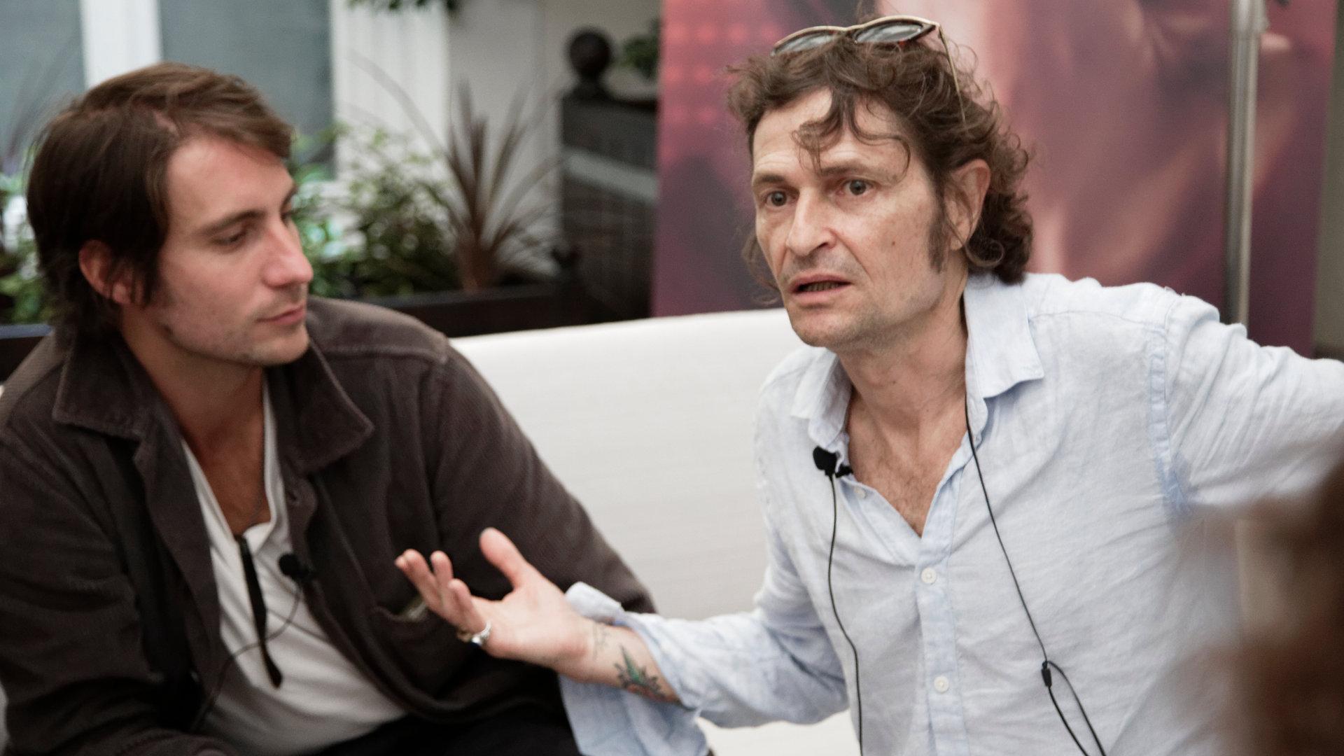 Maxime Roy et François Créton
