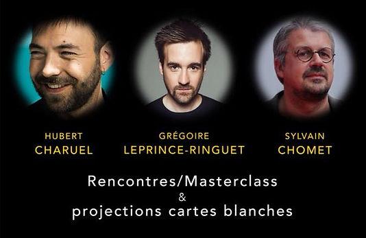 Hubert Charuel Grégoire Leprince Ringuet Sylvain Chomet