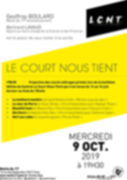 Programme soirée LCNT 2019