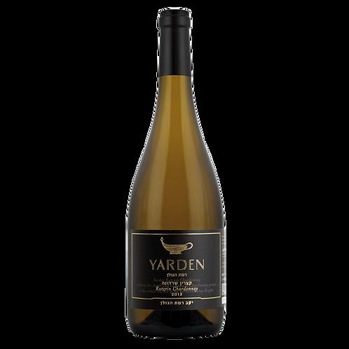 Yarden Katzrin chardonnay - White Dry