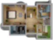 home_interior_floor_plan_02_3d_model_c4d