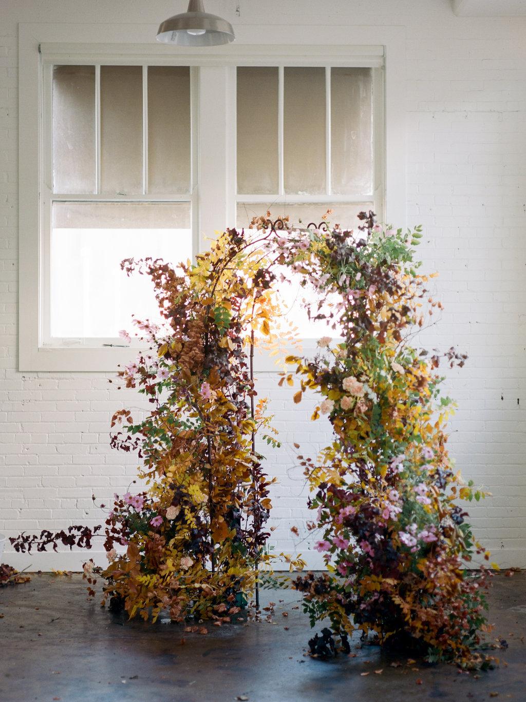 Autumn Days: A Floral Escape