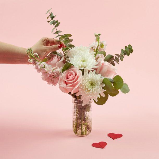 Gal-entines Day Floral Workshop