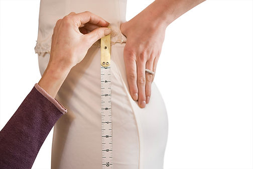 The Tailored Fit offers Experienced tailoring and alterations of mens and women's suiting Bridal and general Repairs plus new custom clothing