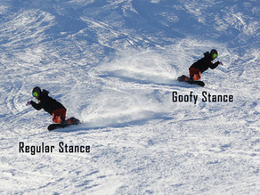 How to Find Your Snowboard Stance: Regular Foot or Goofy
