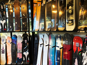 How to Choose your Snowboard