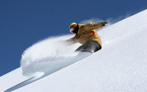 6 Tips for How to Snowboard in Powder