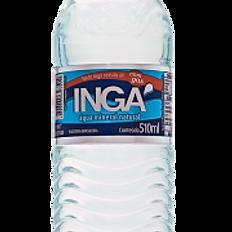 Água Mineral c/gas 500 ml