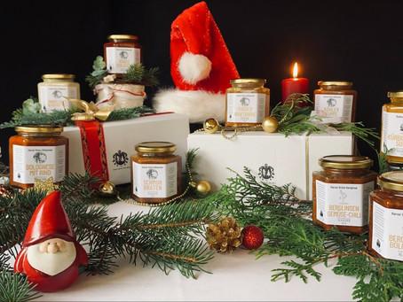 Statt Weihnachtsfeier: Restaurantgenuss für Zuhause!