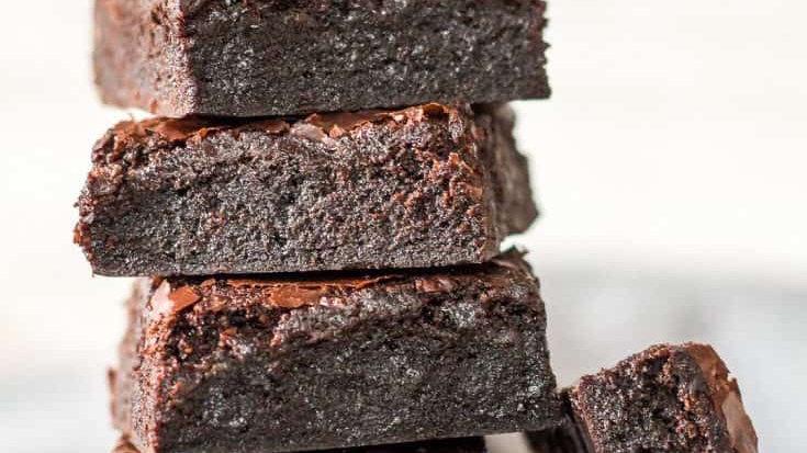 Chocolate Fudge Brownies GF