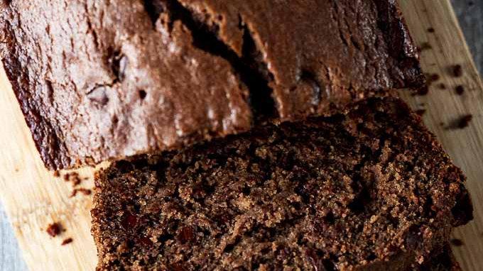 GLUTEN FREE Dark Chocolate & Orange Cake 600g