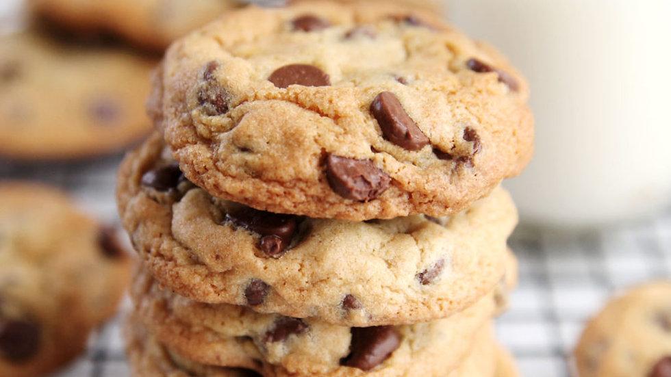 Chocolate Chip Cookies x10