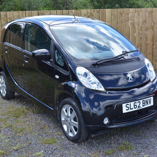Peugeot Ion 2012 - By evwales.co.uk