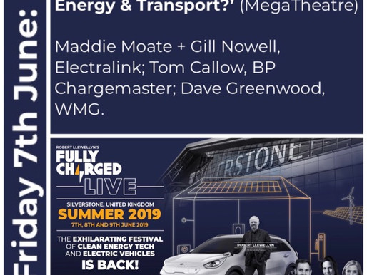 It's the final countdown to Fully Charged LIVE!