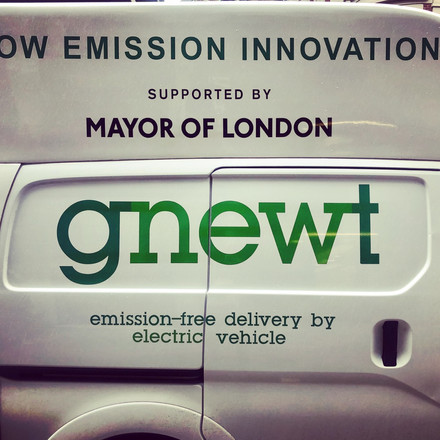 e-NV200 - gnewt van - Gill Nowell