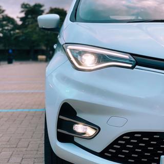Renault Zoe - By @paulmullett on Twitter