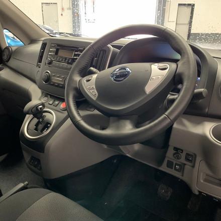 Nissan e-NV200 - By cleevelyev.co.uk