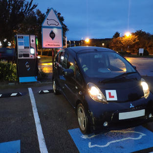 I-MiEV - By Duncan Carter-Davies