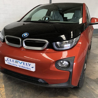 BMWi3 - By Cleevely Motors