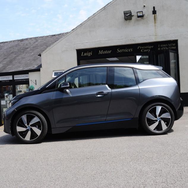 BMW i3 - By luigimotors.com