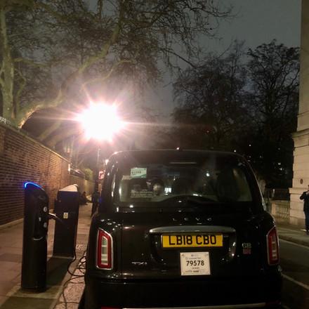 London e-Buses - Gill Nowell