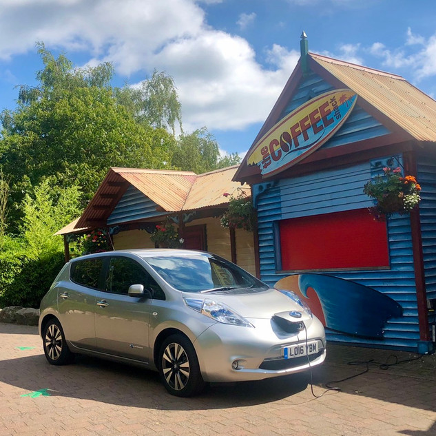 Nissan LEAF - By Gill_Nowell Twitter