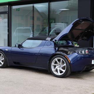 00016. Tesla Roadster 2.5 2011 -  e-cars