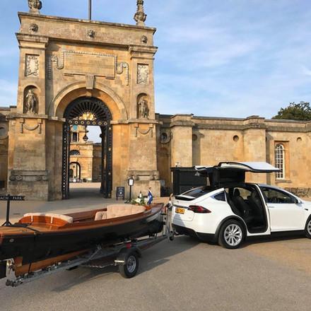 Silent Adventure - electric-launch.co.uk