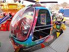 Kinderkarussell Jumbo Flug