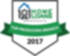 2017 - 101 Home Loans Badge.png