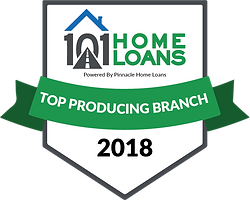 2018 -  101 Home Loans Badge.png