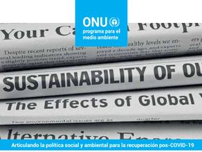 Economía circular resiliente e inclusiva para reconstruir mejor y más verde