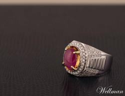 mens ring Wellman jewelry