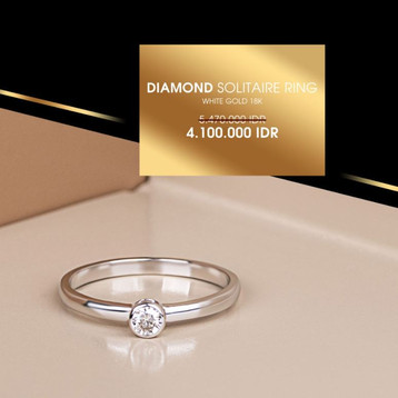 PROMO DIAMOND SOLITAIRE