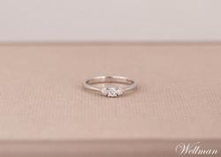 cincin berlian diamond ring