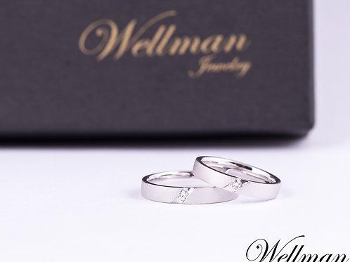 Wedding Ring #WRP003