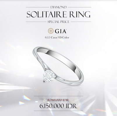 GIA Solitaire Special Price