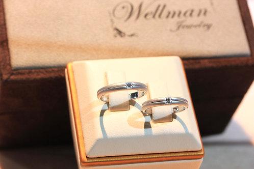 Wedding Ring #WRP004