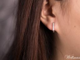 Earring, Earstud