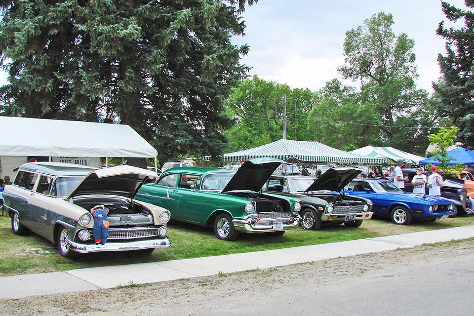 Sheridan Days & Car Show