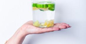BENEFITS OF DRINKING GINGER & LEMON