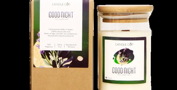Nến Thơm Candle Cup - Mùi GoodNight