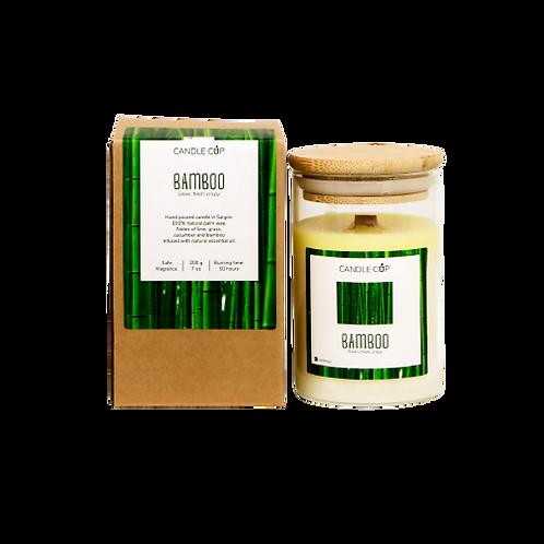 Nến Thơm Candle Cup - Mùi Bamboo