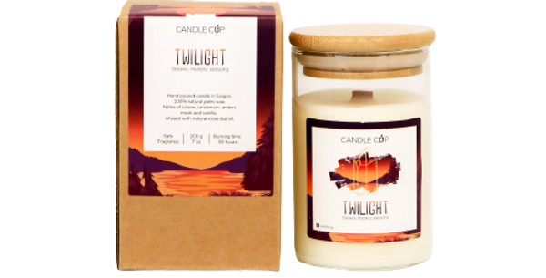 Nến Thơm Candle Cup - Mùi Twilight