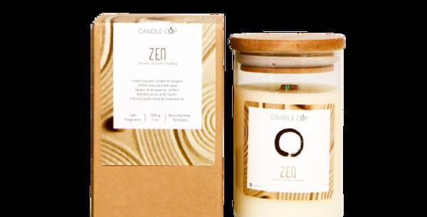 Nến Thơm Candle Cup - Mùi Zen